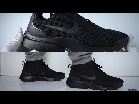 9b25d6a95e7b4 Nike Presto Fly (review) - UNBOXING   ON FEET