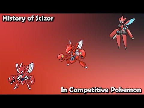 How GREAT was Scizor ACTUALLY? - History of Scizor in Competitive Pokemon (Gens 2-7)