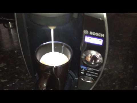 Bosch Tassimo coffee machine and how to halve the price... Doovi