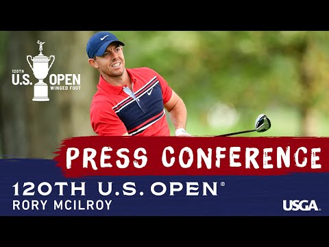 2020 U.S. Open: Rory McIlroy Pre-Championship Press Conference