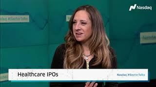 @Nasdaq #SectorTalks Taking Stock of the Healthcare Sector #IRChat @JillMalandrino