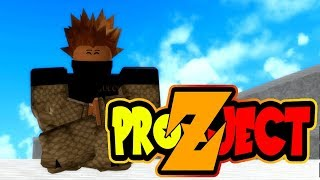 Now This Is How A Dragon Ball Z Simulator Should Be | Project Z | Roblox | iBeMaine