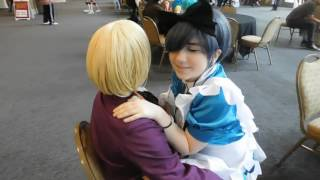 Black Butler : Ciel's terrible lap dance too Alois
