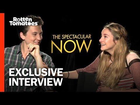 Shailene Woodley & Miles Teller Confess Their Old IM Names