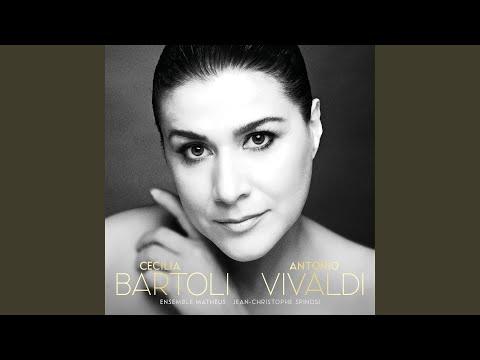 """Vivaldi: Catone In Utica, RV 705 / Act 2 - """"Se Mai Senti Spirarti Sul Volto"""""""