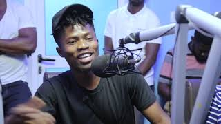 Kwesi Arthur Talks About How He got into Music
