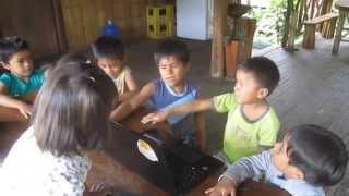 Wawas - Crianças Kichwa e Palavra Cantada