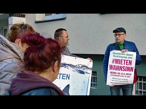 Mieten-Wahnsinn In Berlin:  Warum Mieter Immobilienkonzerne Enteignen Wollen