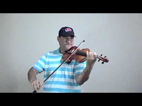 Holiday: Up On The Housetop on Violin