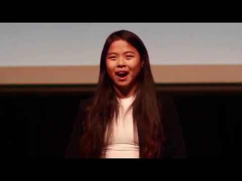 How to Love Yourself | Michelle Sun | TEDxShanghaiAmericanSchoolPuxi