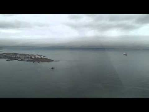 Boston Harbor, From The Air