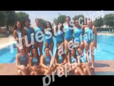 Campeonato de espa a de waterpolo juvenil femenino 2013 - Polveros en dos hermanas ...