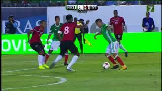 MEXICO VS TRINIDAD Y TOBAGO 3 - 1 Eliminatorias Rusia 2018 06 OCT 2017