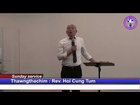 Biatak Dotu Cawnpiaktu Deu - Rev. Hoi Cung Tum