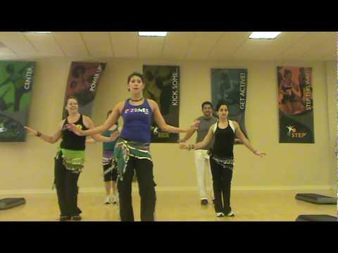 """""""Suerte"""" by Shakira for Zumba classes"""