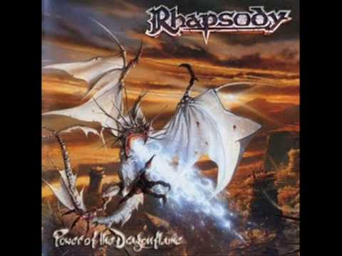 Rhapsody Of Fire- power of the dragon flame