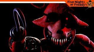 ☠️🏴 ПИРАТ ФОКСИ - ФНАФ 1 😱 Five Nights at Freddy's (FNAF) Прохождение на русском