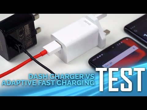 OnePlus Dash Charger Vs Samsung Adaptive Fast Charging