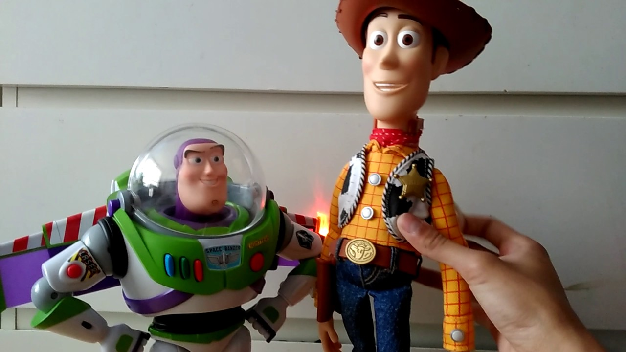 woody Toy buzz story and