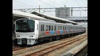 【前面展望】811系電車・快速・小倉行(4234M)(博多駅⇒福間駅)