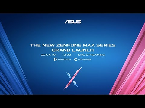 ZenFone Max Pro M1 with Snapdragon 636 Grand Launch (Live Event)