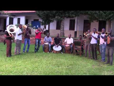 Chemistry Brass Band, Agbadza, Accra, Ghana