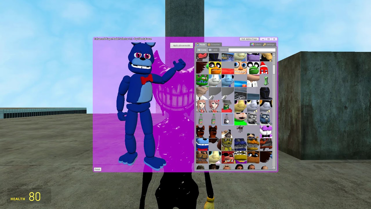 Gmod Player Models How To Use
