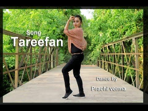 Tareefan | Badshah | Dance by: Prachi Verma