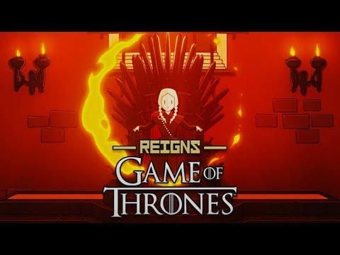 REIGNS Game Of Thrones - МАТЬ ДРАКОНОВ