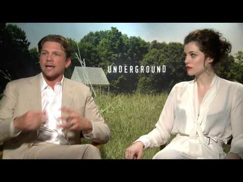 Marc Blucas & Jessica de Gouw talk new WGN series