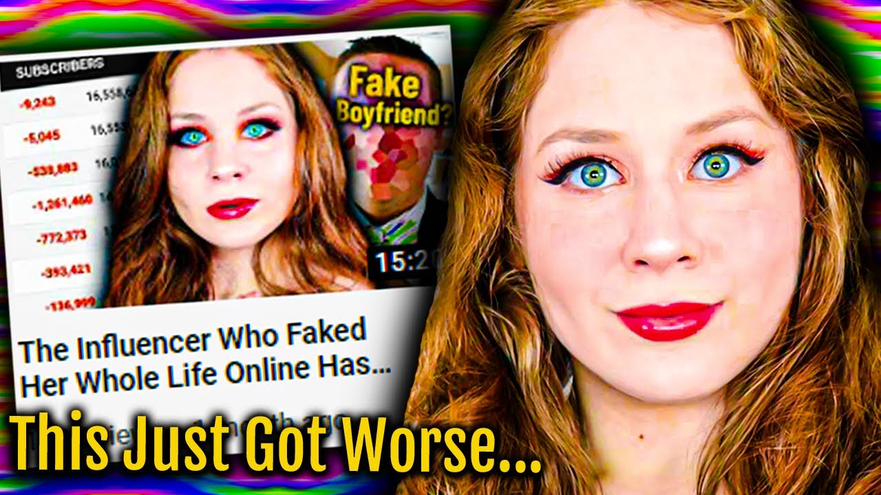 The Girl Who Faked Her Whole Life Online Just Got Worse | Lillee Jean