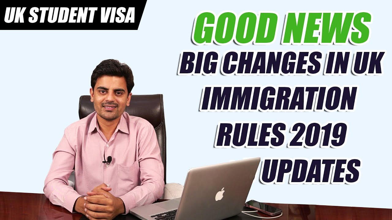 New changes in UK immigration rules 2019 | Post Study Work Permit | Tier 2  - 4 | UK STUDENT VISA