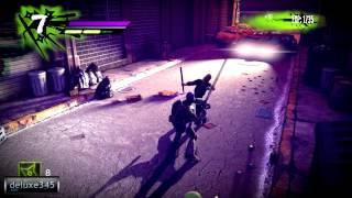 Teenage Mutant Ninja Turtles: Out of the Shadows Gameplay (PC HD)