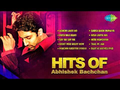 Best of Abhishek Bachchan  Bollywood Superhit Sgs  Achchi Lagti Ho