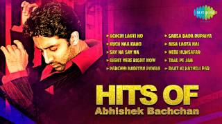 Best of Abhishek Bachchan | Bollywood Superhit Songs | Achchi Lagti Ho