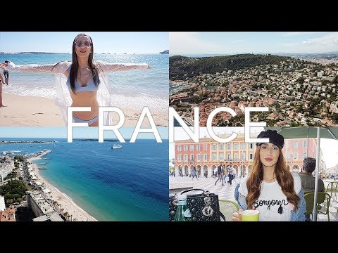 Cannes, Nice, Antibes, Monaco & Saint Tropez | France Travel Vlog