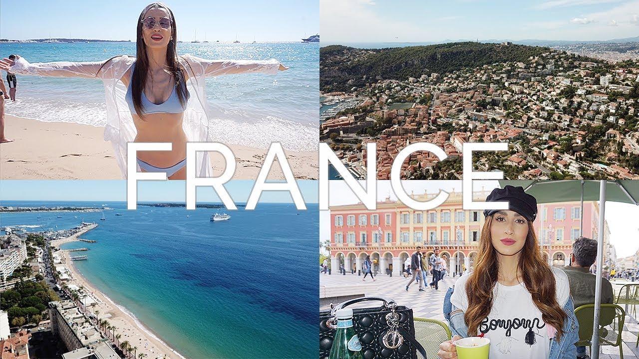 Cannes, Nice, Antibes, Monaco & Saint Tropez | France Travel Vlog