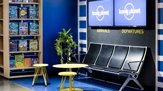 A sneak peek inside the Lonely Planet Melbourne office
