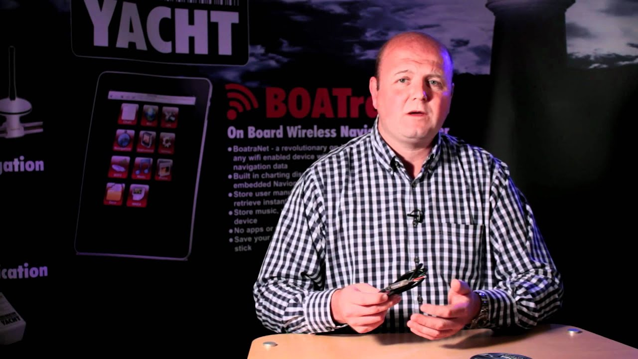 Usb Nmea Cable Data From Your Boat To Pc Youtube 0183 Db9 Wiring Diagram