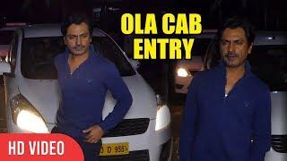 Nawazuddin Siddiqui ENTRY From OLA Cab   Movie Masti with Maniesh Paul