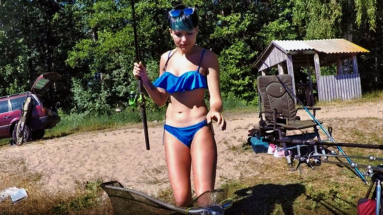 НАШЛА КЛЮЧИК! Ловля карпа в Беларуси. Рыбалка на закидушки #10