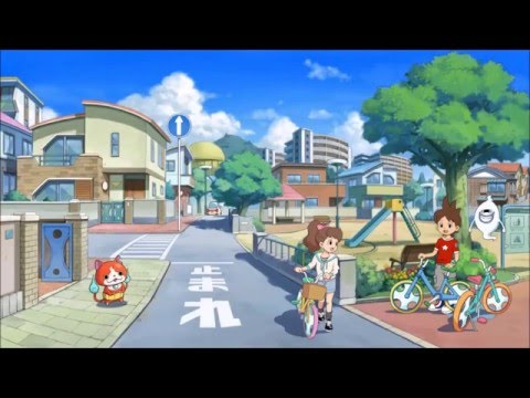Yo-kai Watch - OP2 The Festival Band's Gera Gera Po 15 min. [JP]