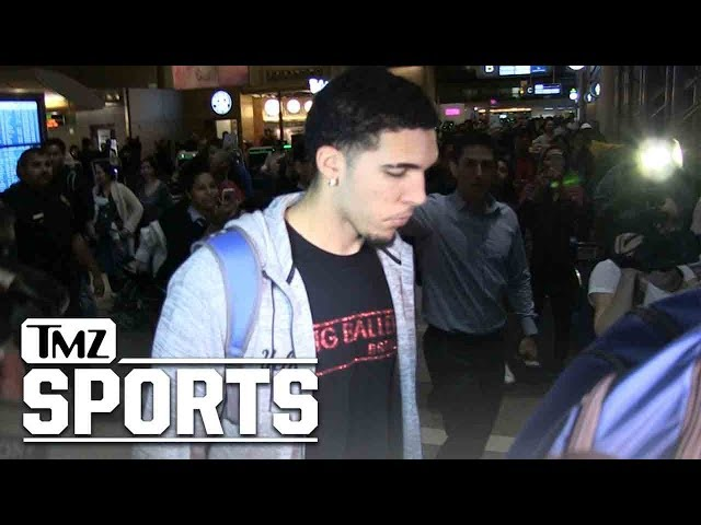 LiAngelo Ball, UCLA Teammates Touch Down In U.S. | TMZ Sports