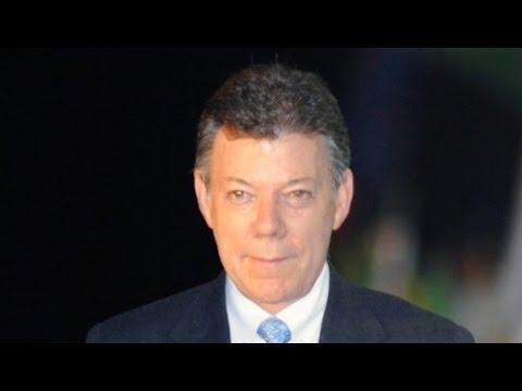 Does Colombian President Santos Deserve the Nobel Peace Prize?