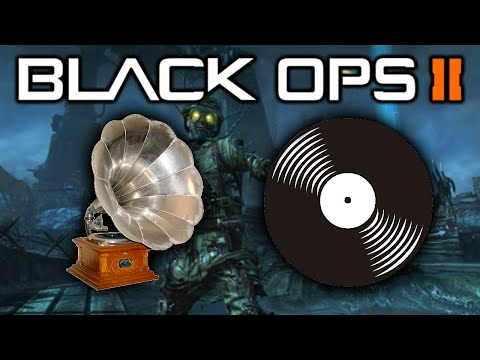 Origins Gramophone & Music Disk Locations! - Call of Duty: Black Ops 2 Zombies