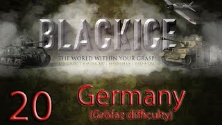 HOI III Black ICE Germany Gröfaz difficulty Ep20