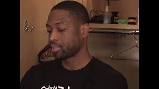 Dwyane Wade Postgame Interview   Thunder vs Cavaliers   Jan, 20