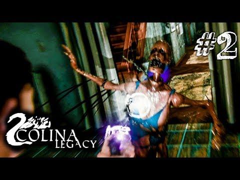 СТРАННЫЕ ДЕЛА! ► COLINA: Legacy Прохождение #2 ► ИНДИ ХОРРОР ИГРА