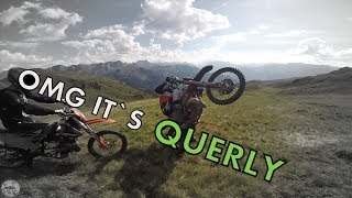 Enduro with Querly and Friends //Maico 700//