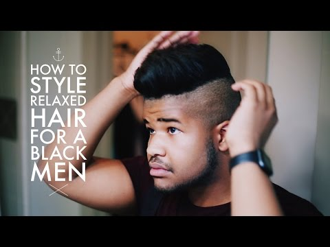 how to style my relaxed hair how to style relaxed hair for black 4825